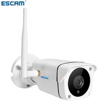 ESCAM PVR001 ONVIF HD 720P P2P Private Cloud Waterproof Security IP Camera Support Motion Detection