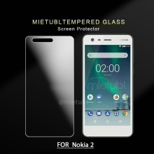 for Nokia 2 Nokia2 Tempered Glass Screen Protector Guard CASE Film TA-1029 TA-1035 5.0 1 Nokia1