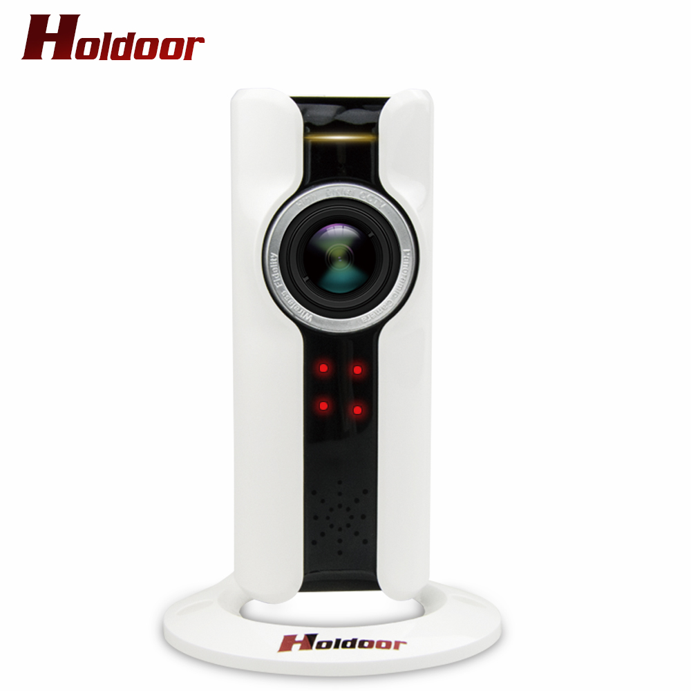 Holdoor WIFI IP Camera 720P VR HD H.264 180 panoramic Network Surveillance Home Protection Security CCTV Camera Wi-fi Webcam infrared wifi 360 panoramic cctv camera hd 1080p network wireless ip security surveillance h 264 home security fisheye camera