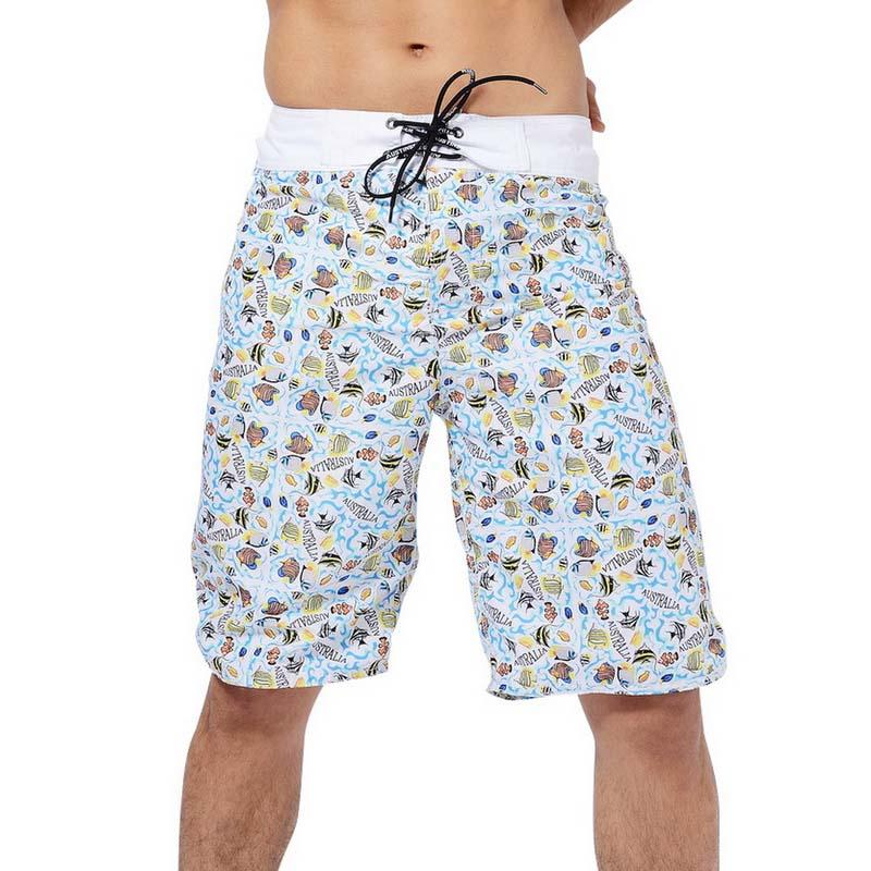 Men/'s Board Shorts Surf Beach Bathing Swimming Trunks with Pockets  Quick Dry
