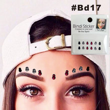 Face Gems Stick Bindi Dots Jewels Bindi Dots Bindis For Festival Birthday Gift For Her