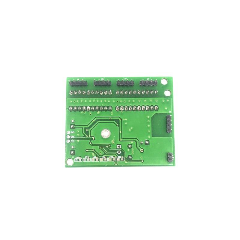 Image 5 - 3/4/5 ポート 10/100 150mbps ピンヘッダマイクロスイッチモジュールミニコンパクト 3.3V5V9V12V  エンジニアリングサーバー 5 ポートイーサネットスイッチ    グループ上の パソコン