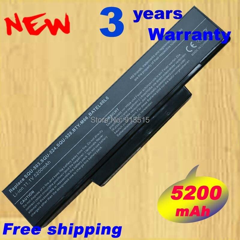 Brand New Laptop Battery For LG E500 EB50a0 ED500 M740BAT 6 M660BAT 6 M660NBAT 6 SQU