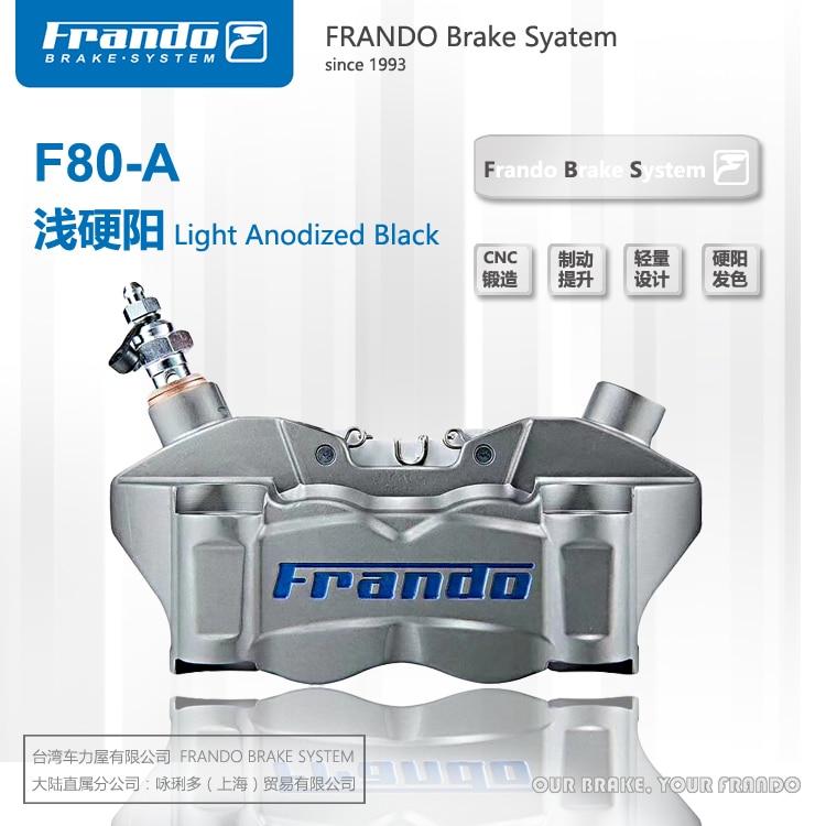 Image 2 - FRANDO Motorcycle brake caliper hydraulic disc brake For BMW G310R/RS C400X KTM RC390 DUKE390 DUKE200-in Brake Shoe Sets from Automobiles & Motorcycles