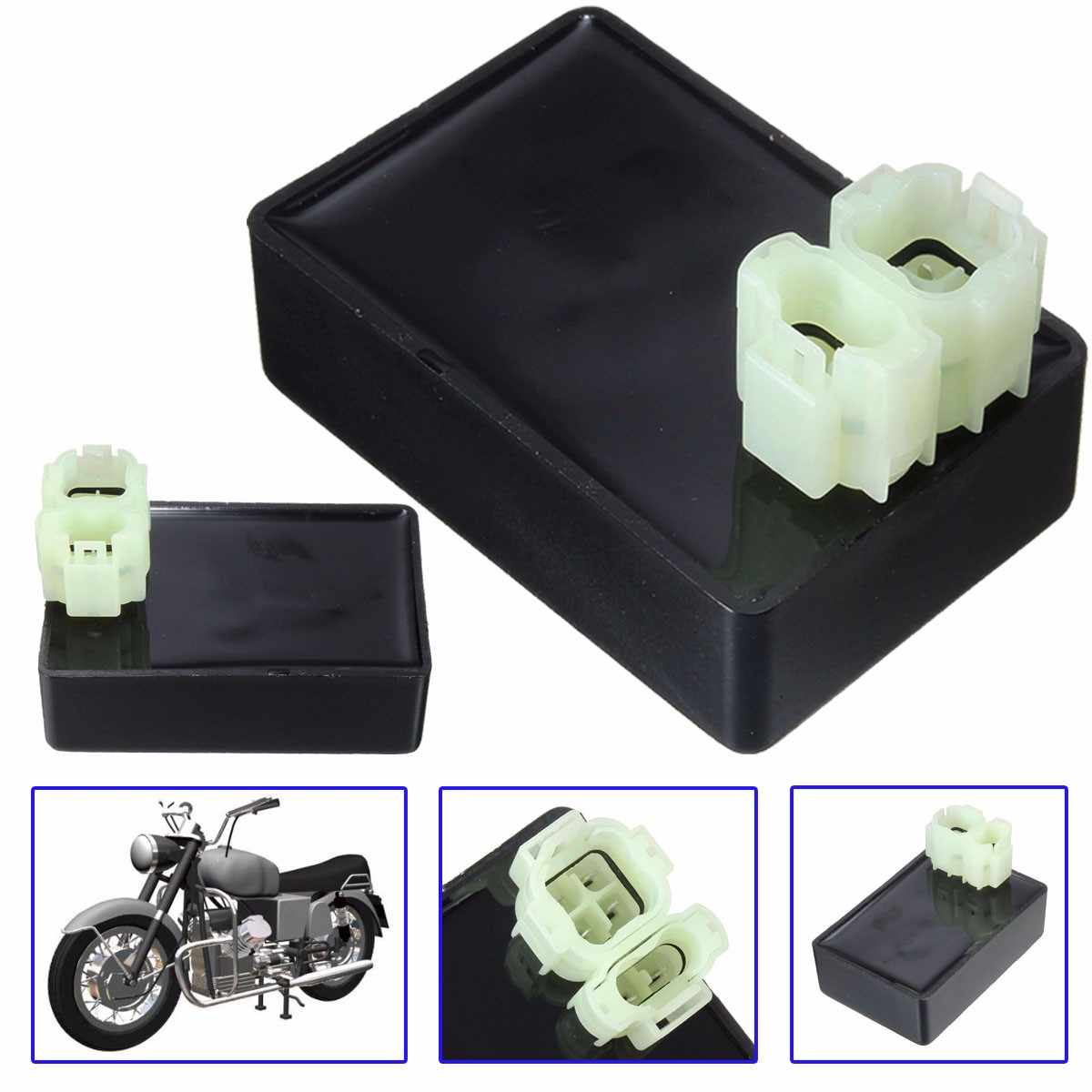 Kymco Agility 50cc 125cc DC CDI Direct Current CDI Rev Box Kymco Scooter Parts