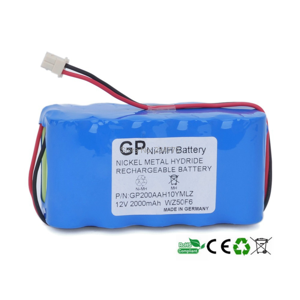 Double channel micro-infusion pump battery Replacement For Smiths Infusion Pump WZ50F6,WZ-50F6,WZF-50F2,WZ-50S battery