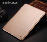 Luxury Noble Business Shockproof Flip Stand Cover Vintage PU Leather Case For IPad Air Ipad 5