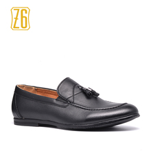 40-45 Tassel Loafers Top quality 2017 handsome comfortable Z6 brand men casual shoes #W6681-1