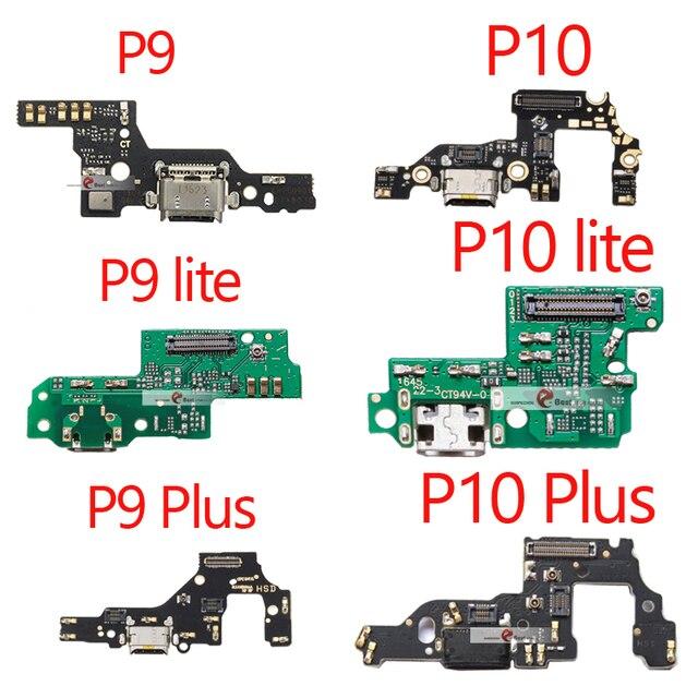 1 pcs החדש USB טעינה עבור Huawei P9 P10 P30 לייט P20 פרו P30 P9 P10 בתוספת מטען נמל מזח מחבר להגמיש כבל