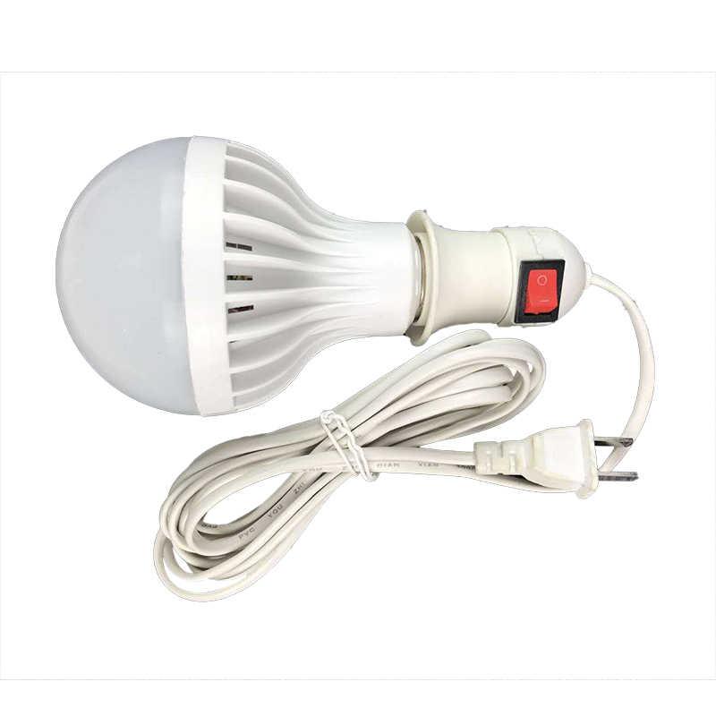 E27 Цоколи 4 м шнур питания ЕС/США вилка Независимая кнопка переключатель линии для светодиодный подвесной светильник лампа подвесная розетка