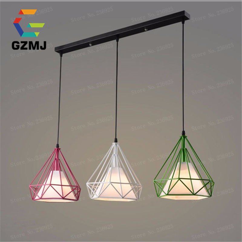Vintage Iron Cloth Pendant Light Industrial Loft Retro Droplight Bar Cafe Bedroom Restaurant American Country Style Hanging Lamp vintage iron pendant light loft industrial lighting glass guard design cage pendant lamp hanging lights e27 bar cafe restaurant
