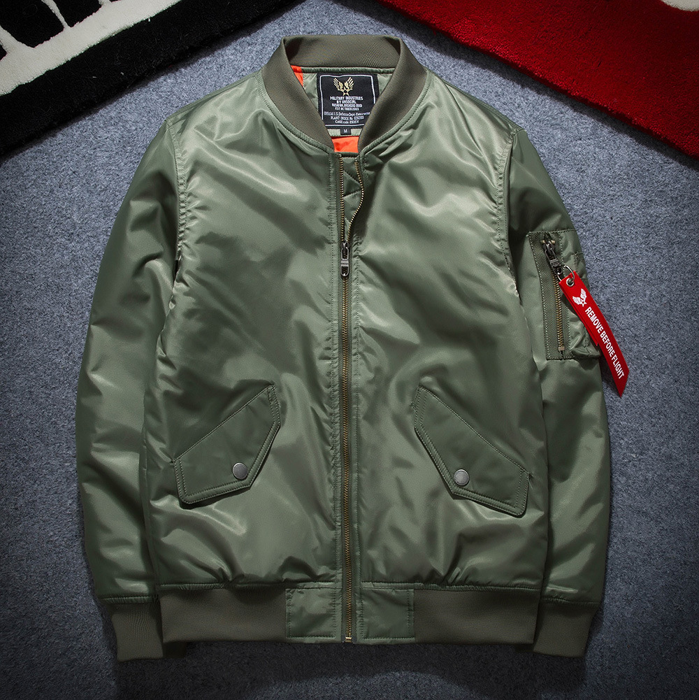 flight jacket men Picture - More Detailed Picture about 2017 New ...