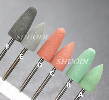 10pcs Dental Lab Material Silicon Rubber Laboratory Polishing Grinding Bur Jewelry Buffing medium coarse sand(China)