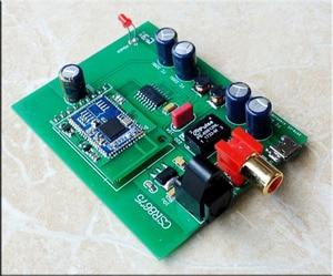 Image 3 - Draadloze Auido Ontvanger Bluetooth 5.0 Aptx Hd CSR8675 Bluetooth Naar Spdif Coaxiale Optische Digitale Interface