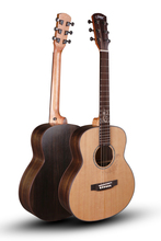 Joker 38 gsmini  Acoustic Guitars With 20mm cotton bag,Solid Spruce Top/Rosewood Body
