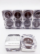 10Pcs/Set 10 Colours To Choose Popular Permanent Makeup PCD Tattoo Pigment For Eyeliner Eyebrow