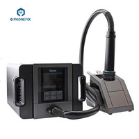 PHONEFIX QUICK TR1300A Hot Air Station Professional Intelligent Soldering Station For Mobile Phone Motherboard Repair
