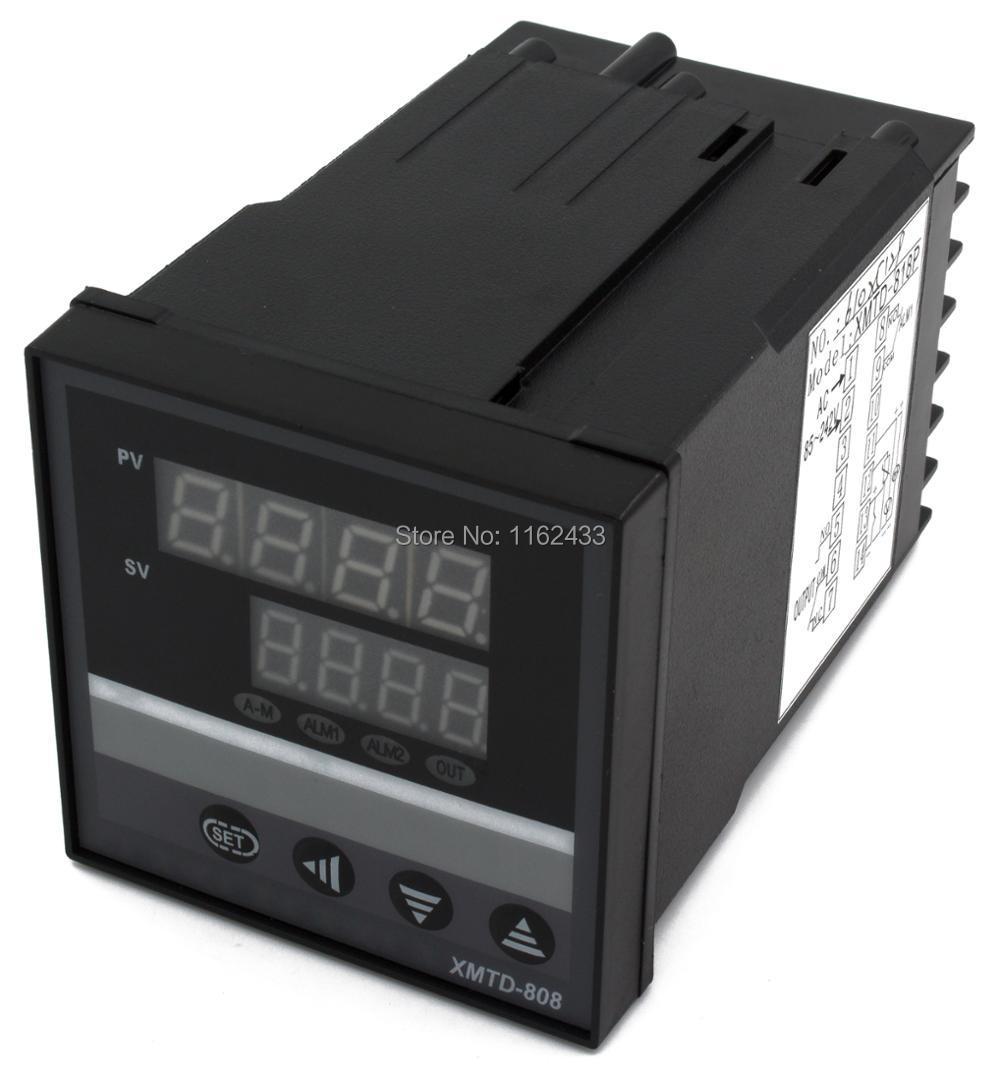 XMTD-8 RS485 modbus interface ramp soak digital temperature controller relay SSR 0-22mA SCR output include PC softwareXMTD-8 RS485 modbus interface ramp soak digital temperature controller relay SSR 0-22mA SCR output include PC software