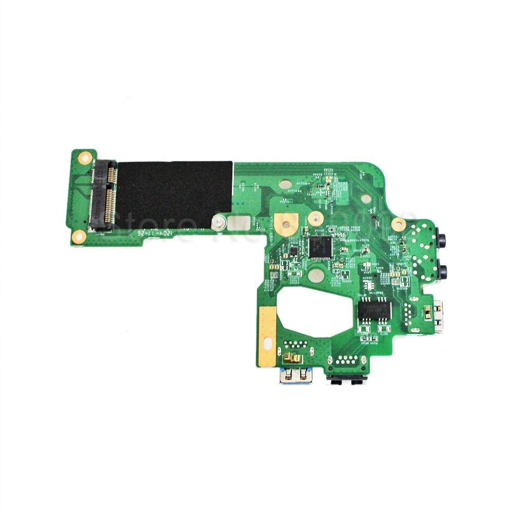 USB Audio Ethernet Board DELL INSPIRON 15R N5110 7WKTD 2F34T 48.4IE14.011 USA CD