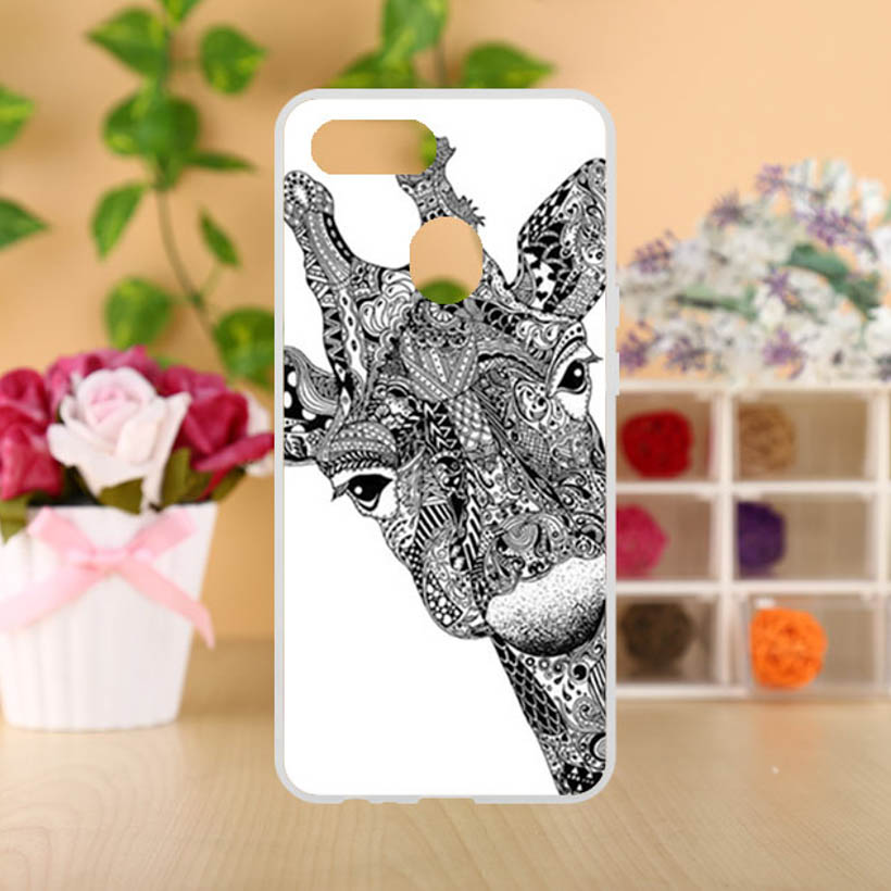 Case For Oppo F9 Cases TPU Soft Silicone Cover For Oppo F9 Pro Covers Painting Animals 6.3 Inch Colorful Hot Selling Bag