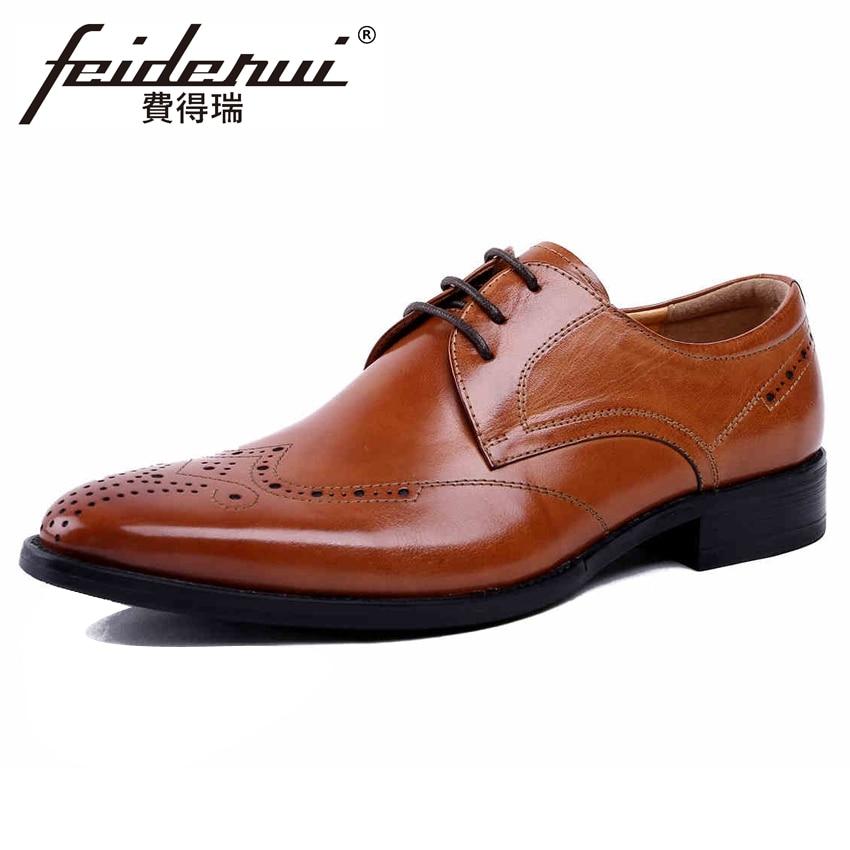 Luxury Genuine Leather Men