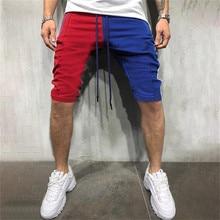 Men's Splicing New Style  Cotton Pant Men's Multi-Pocket Overalls Fashion Pants L0528