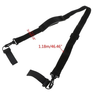 Image 5 - Fishing Rod Belt Carry Strap Band Portable Outdoor Tackle Shoulder Travel Holder