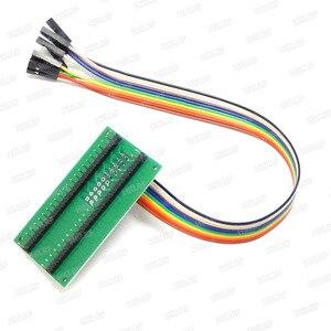 Image 2 - 100 $ オリジナル RT809H EMMC Nand フラッシュプログラマ + 40 Iterms EMMC Nand ISP 聞く 1 ケーブルアダプタ tsop48 TSOP56 EDID 送料無料