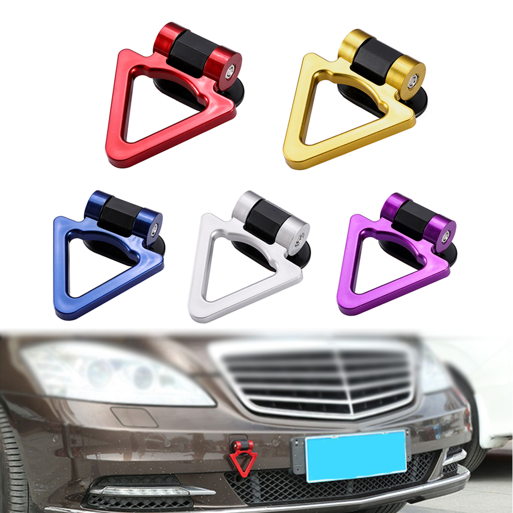 HTB1WNuqXjzuK1RjSspeq6ziHVXae - R-EP Universal Car ABS Towing Tuning Bumper Sticker Dummy Tow Hooks for Car-styling
