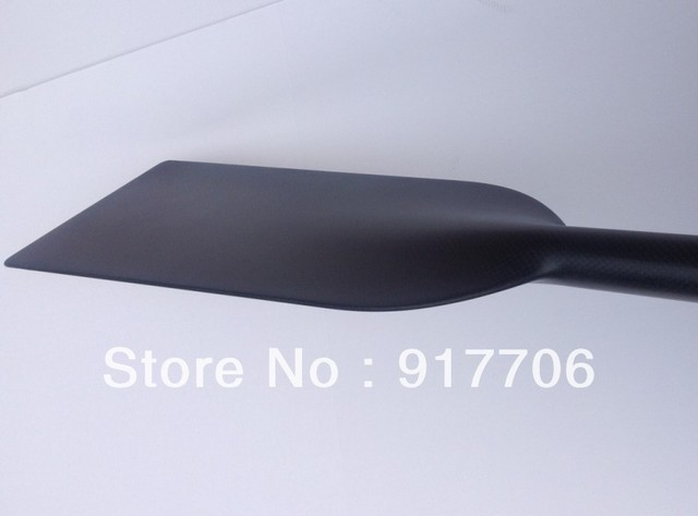 Free shipping dragon boat paddle 3k carbon fiber