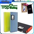 Tropweiling Power Bank Резервный аккумулятор 15000 мАч портативное зарядное устройство Powerbank dual usb внешняя батарея для мобильного iphone samsung