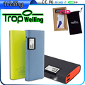 Tropweiling Power Bank Backup battery 15000mah portable charger Powerbank dual usb external battery for mobil iphone samsung