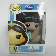 FUNKO POP Jasmine Princess JESSICA RABBIT JASMINE Aladdin's lamp PVC Action Figure Model Collection Toy Doll D5250