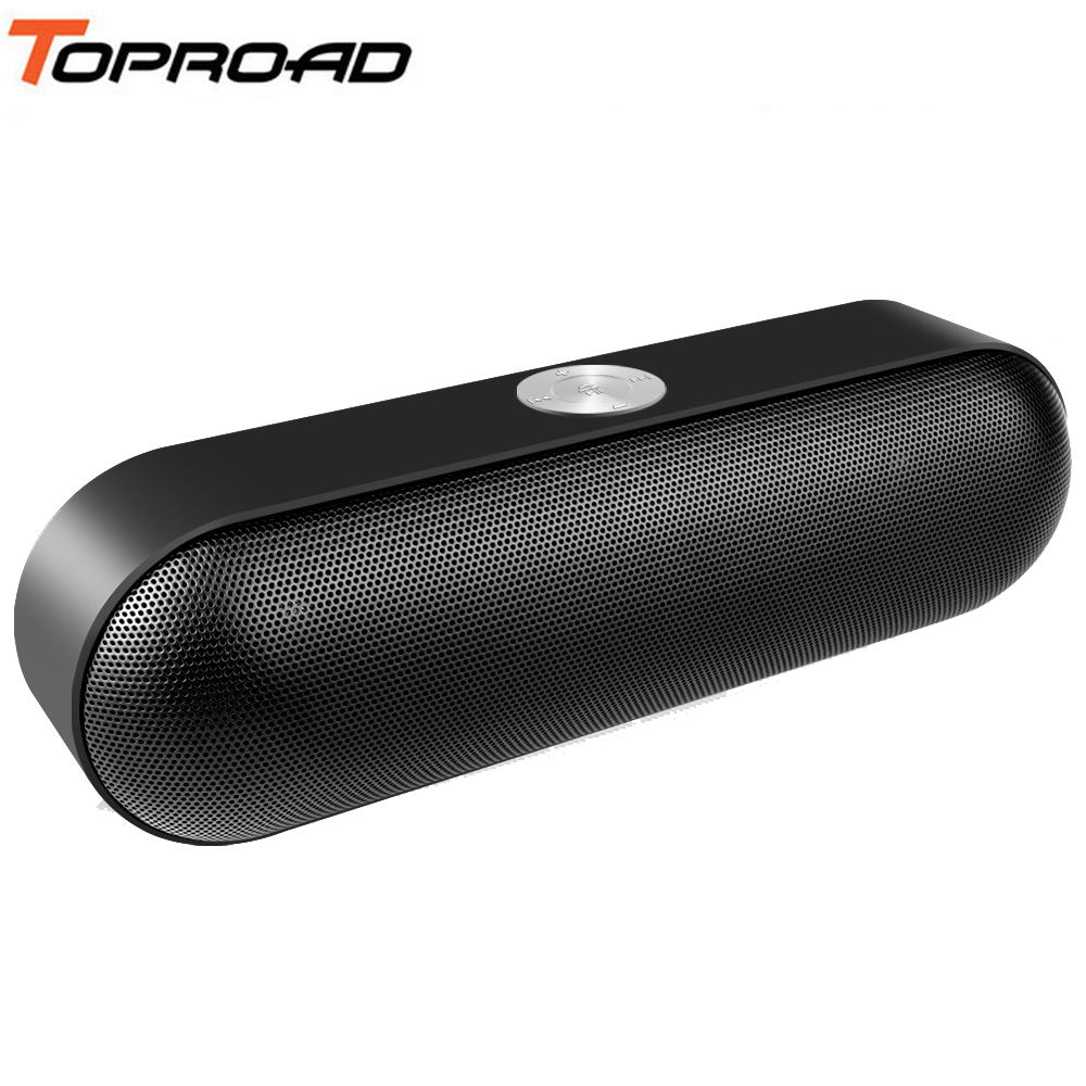 Portable Wireless Bluetooth Speaker Boombox Bass Stereo Bocinas FM Radio AUX US