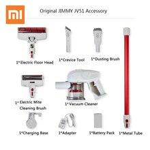 Оригинальный Xiaomi JIMMY JV51 сопутствующие товары для пылесоса JV51 запасных Запчасти тематические товары про рептилий и земноводных кисточки батарея пакет HEPA фильтр