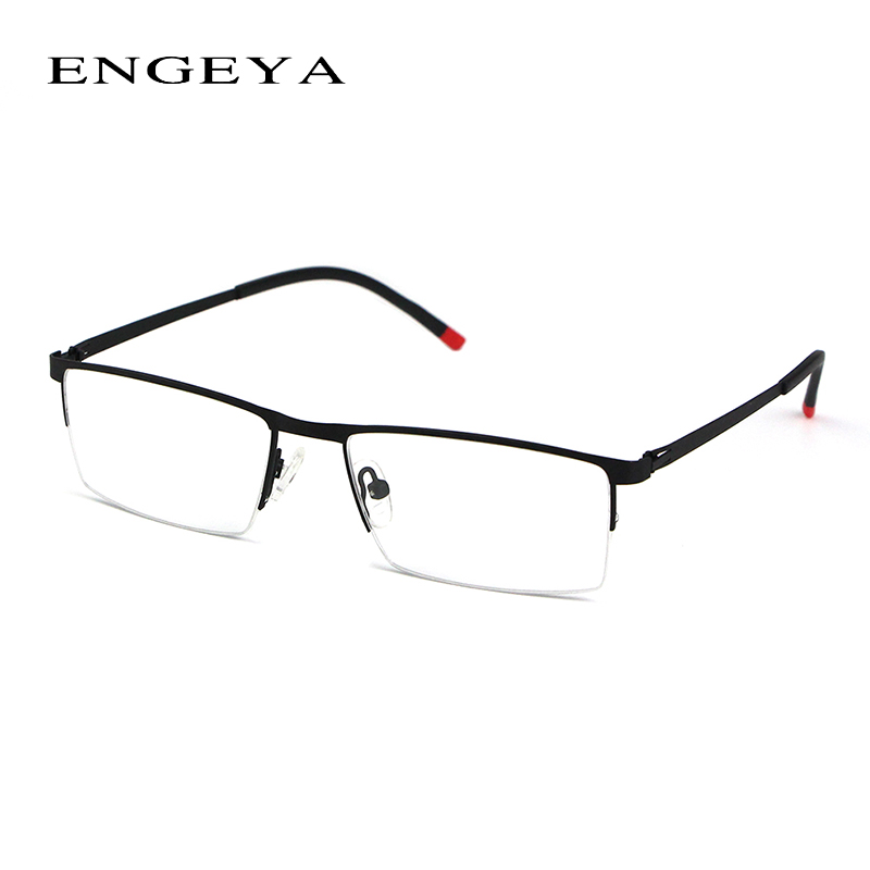 Unique Metal Eyeglass Frames : Aliexpress.com : Buy ENGEYA Metal Clear Fashion Glasses ...