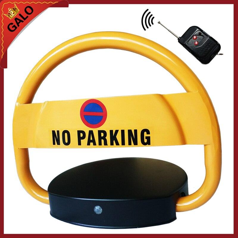 Здесь продается  District hotel parking dedicated parking device remote control locking parking lock waterproof  Безопасность и защита