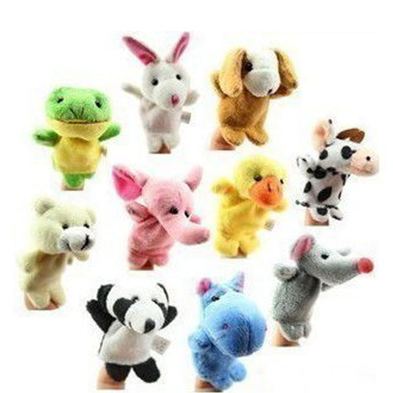 10pcsLot-Lovely-Velvet-Finger-Animal-Puppets-Kids-Play-Game-Learn-Story-Babys-Educational-Toys-Sale-FJ88-4