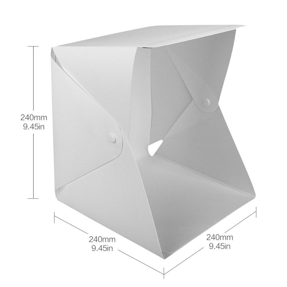 Lightbox Studio size