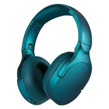 Smic sc2000 fones de ouvido sem fio bluetooth fone de ouvido ajustável com microfone para pc celular mp3 portátil