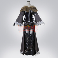 Cosplay legend Final Fantasy X Lulu Cosplay adult costume Custom Made full set halloween women costume