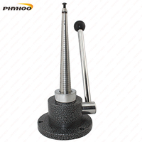 Ring Stretcher and Reducer,4 measurement Scales for EUR US JAPAN HK SIZE,Ring Sizer Mandrel Tool Jewelry Making Tools