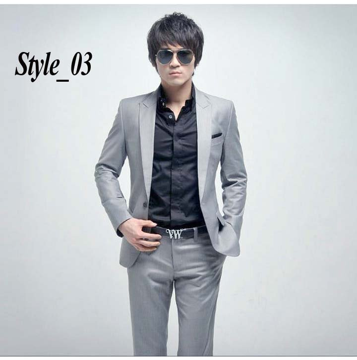 Aliexpress.com : Buy Free shipping mens brand suit Set New style