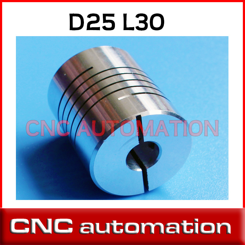 5 mm x 8 mm Aluminum Flexible Shaft Ballscrew Coupler Coupling CNC Linear Motion