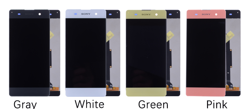 5.0'' ORIGINAL LCD For SONY Xperia XA Display Touch Screen With Frame F3111 F3112 F3116 LCD For SONY Xperia XA LCD Replacement (6)