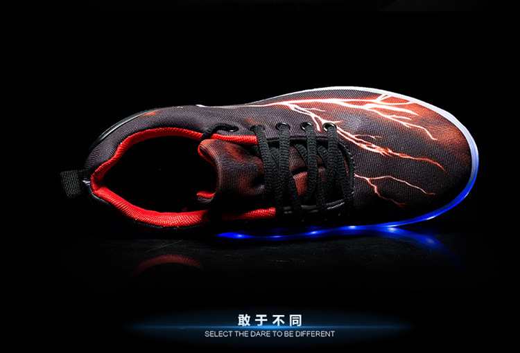 Led Sneakers Lightning 20