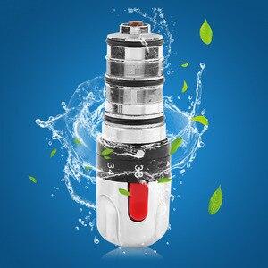 """Image 2 - Новый 1 шт. Ванная комната термостатический смеситель """"песочные часы"""" Замена смешивания Для ванной Душ водонагреватель Клапан термостатический смеситель"""