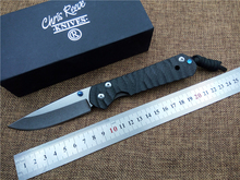 Carbon Fibber Folding knife Large Sebenza D2 blade camping hunting outdoor survival knife Utility pocket EDC knife