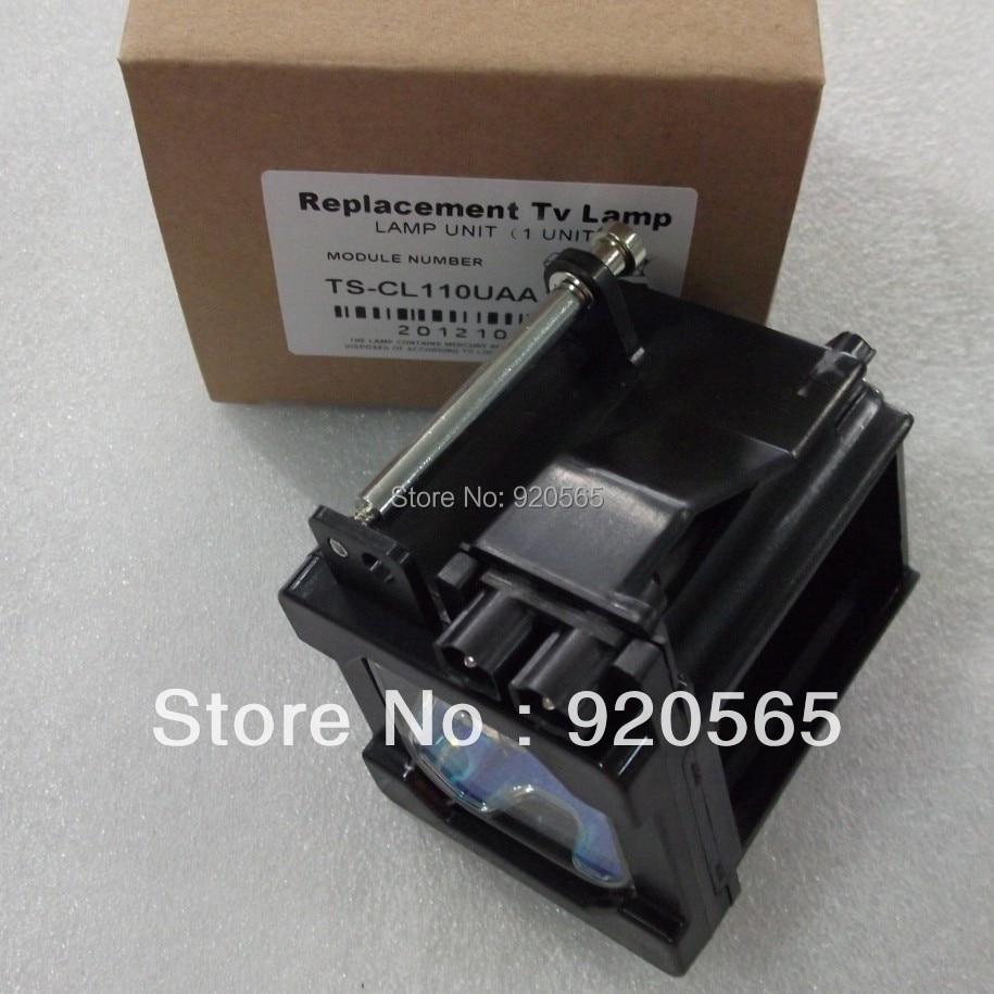 ФОТО TS-CL110UAA TV  Projector Bulb with housing  for HD52G787, HD52G886, HD52G887, HD52Z575, HD52Z575PA Projector