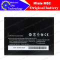 100% Original New High 3200mAh battery for Mlais M52 Red Note Cell Phone Replacement